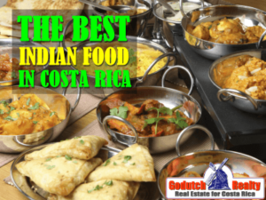 Best Indian food in Costa Rica Taste of India506