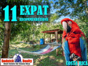 11 Important Expat recommendations and experiences