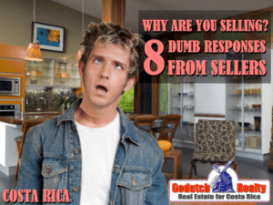 8 Dumb responses from homeowners on why they are selling
