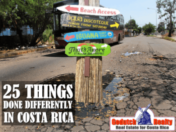 25 Things That Are Different in Costa Rica