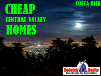 Cheap Central Valley homes under $175,000