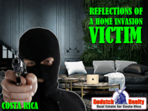 Reflections of a home invasion victim