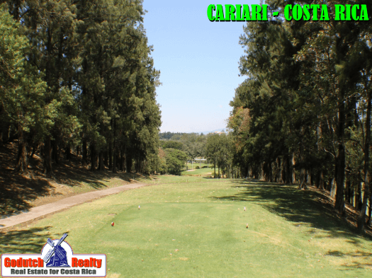 Live in Cariari Country Club & Golf Course