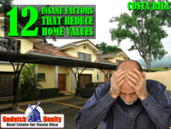 12 Insane Factors That Reduce Home Value