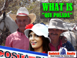 What is Qué Polada in Costa Rica