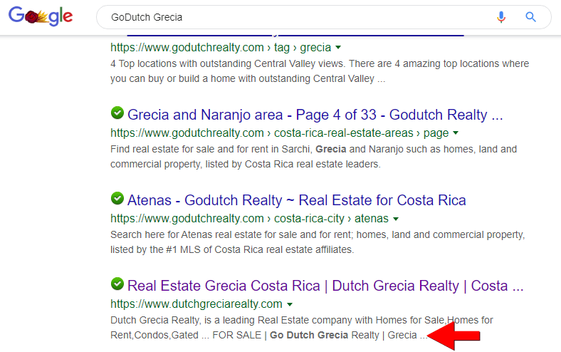 Warning: Chris Schoo of Dutch Grecia Realty is NOT GoDutch Realty