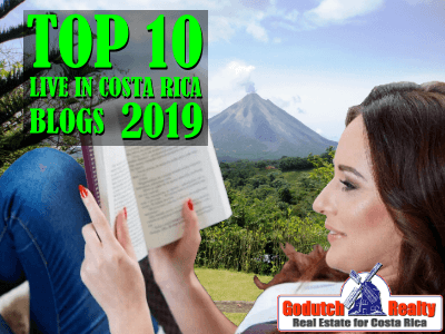 10 Most Read Costa Rica living blogs 2019