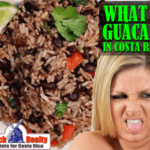 What is guácala en Costa Rica?
