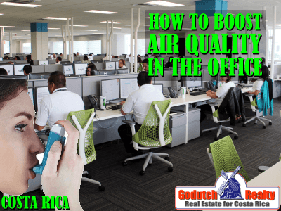 How to Boost Air Quality in Costa Rican Office Buildings