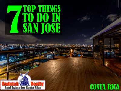 7 Top Things to Do in San Jose Costa Rica