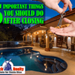 5 Important Things You Should Do After Buying a House
