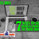 7 Ways to Get American Products to Your Door