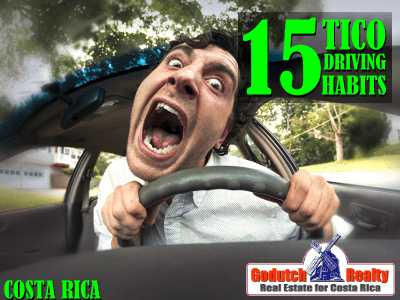 15 Tico Driving Habits – Driving in Costa Rica is different