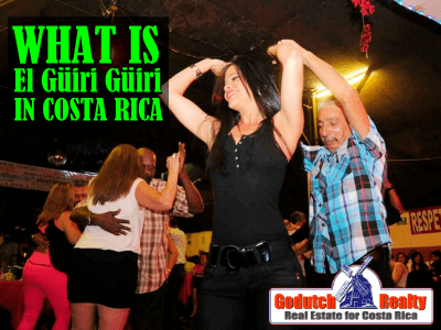 What is El Güiri Güiri in Costa Rica