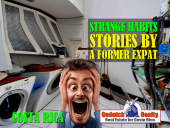 Strange habits - Stories by a Former Expat in Costa Rica