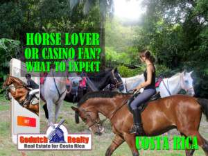 What Can a Horse Lover and a Casino Fan Expect in Costa Rica?