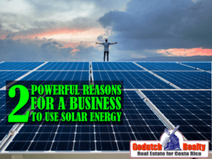 2 Powerful Reasons Your Business Should Use Solar Energy