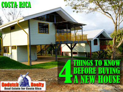 4 Things to Know Before Buying a New House