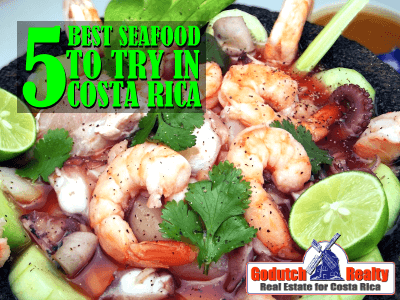 5 Best Seafood to Try in Costa Rica