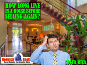 How Long Should You Live in a House Before Selling Again
